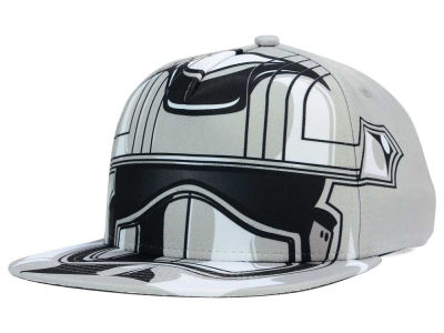 Star Wars Star Wars 7 Youth Chrome Trooper Big Face Hat