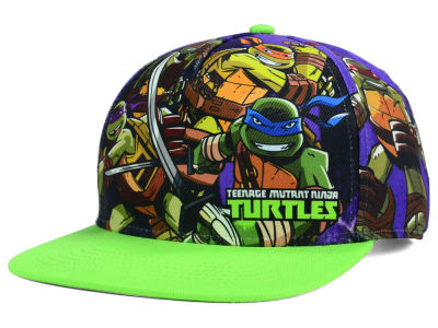 Teenage Mutant Ninja Turtles Full Color Youth Snapback Hat