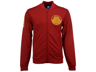 Indiana Pacers adidas Originals NBA Men's Hardwood Classic Originals Track Jacket