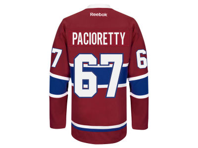Montreal Canadiens Max Pacioretty Reebok NHL Premier Player Jersey