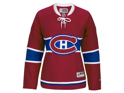 Montreal Canadiens Reebok NHL Womens Premier Jersey