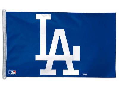Los Angeles Dodgers 3x5 Deluxe Flag