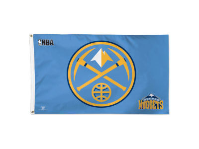 Denver Nuggets 3x5 Deluxe Flag