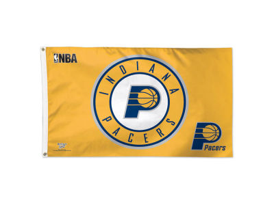 Indiana Pacers 3x5 Deluxe Flag