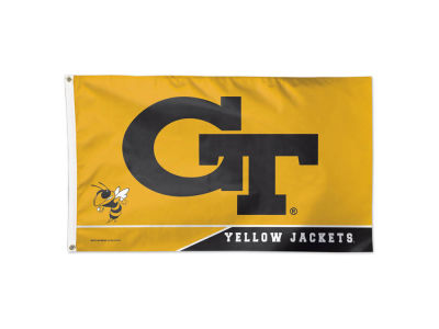 Georgia-Tech 3x5 Deluxe Flag