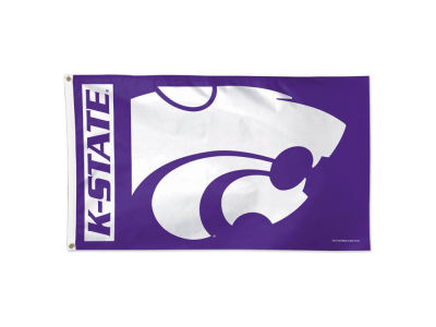 Kansas State Wildcats 3x5 Deluxe Flag