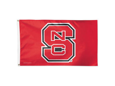 North Carolina State Wolfpack 3x5 Deluxe Flag
