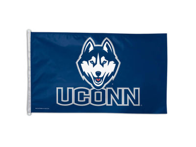 Connecticut Huskies 3x5ft Flag