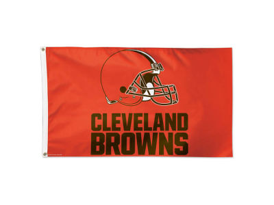 Cleveland Browns 3x5 Deluxe Flag