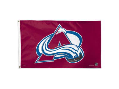 Colorado Avalanche 3x5 Deluxe Flag