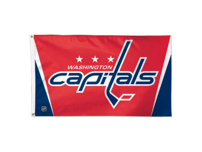 Washington Capitals 3x5 Deluxe Flag
