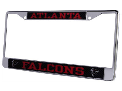 Atlanta Falcons Carbon Laser Frame