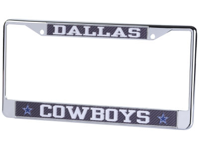 Dallas Cowboys Carbon Laser Frame