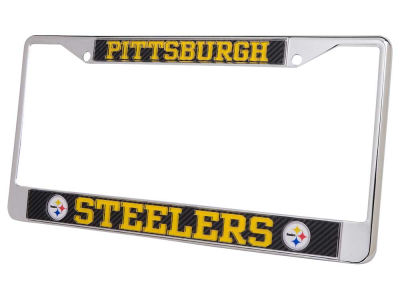 Pittsburgh Steelers Carbon Laser Frame