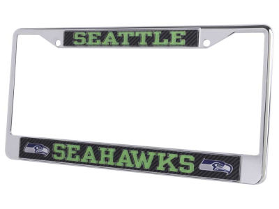 Seattle Seahawks Carbon Laser Frame