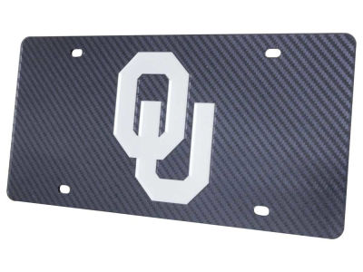 Oklahoma Sooners Carbon Laser Tag