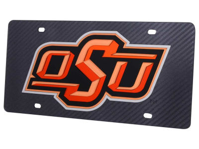 Oklahoma State Cowboys Carbon Laser Tag