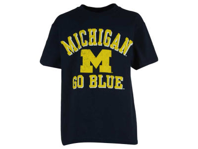 Michigan Wolverines NCAA Youth Projected T-Shirt