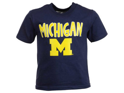 Michigan Wolverines NCAA Toddler Afterglow T-Shirt