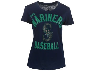 Seattle Mariners MLB Women's Major League T-Shirt