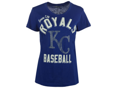 Kansas City Royals GIII MLB Women's Major League T-Shirt