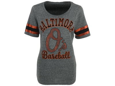 Baltimore Orioles GIII MLB Women's Double Play T-Shirt