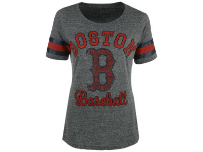 Boston Red Sox G-III Sports MLB Women's Double Play T-Shirt