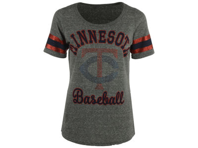 Minnesota Twins GIII MLB Women's Double Play T-Shirt
