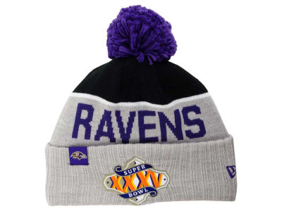 Baltimore Ravens New Era NFL Super Bowl Sport Knit