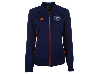 New York City FC adidas MLS Women's Anthem Jacket