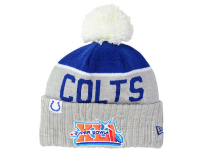 Indianapolis Colts New Era NFL Super Bowl Sport Knit