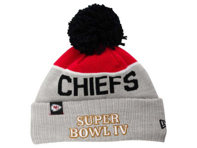 Kansas City Chiefs New Era NFL Super Bowl Sport Knit