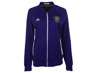 Orlando City SC adidas MLS Women's Anthem Jacket