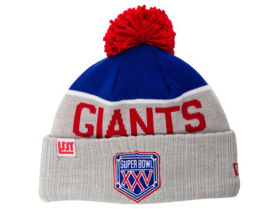 New York Giants New Era NFL Super Bowl Sport Knit