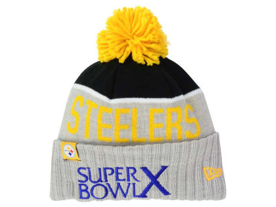 Pittsburgh Steelers New Era NFL Super Bowl Sport Knit