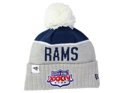 Los Angeles Rams New Era NFL Super Bowl Sport Knit