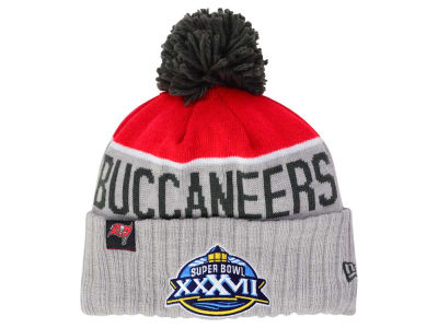 Tampa Bay Buccaneers New Era NFL Super Bowl Sport Knit