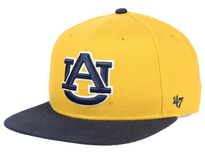 Auburn Tigers '47 NCAA Sure Shot Snapback Cap