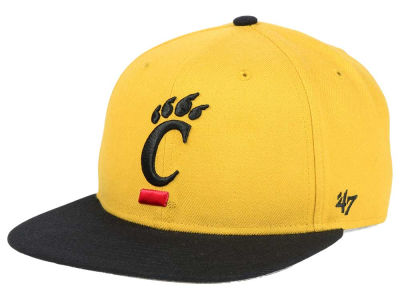 Cincinnati Bearcats '47 NCAA Sure Shot Snapback Cap