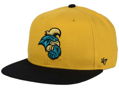Coastal Carolina Chanticleers '47 NCAA Sure Shot Snapback Cap