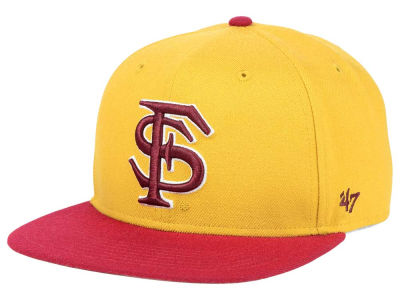Florida State Seminoles '47 NCAA Sure Shot Snapback Cap
