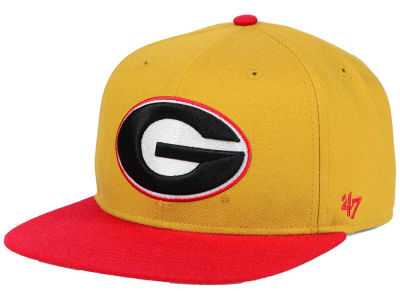 Georgia Bulldogs '47 NCAA Sure Shot Snapback Cap