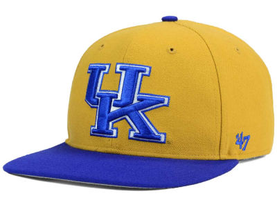 Kentucky Wildcats '47 NCAA Sure Shot Snapback Cap