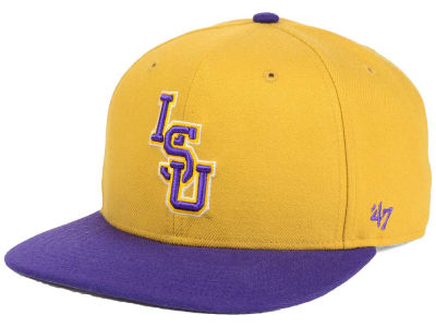 LSU Tigers '47 NCAA Sure Shot Snapback Cap