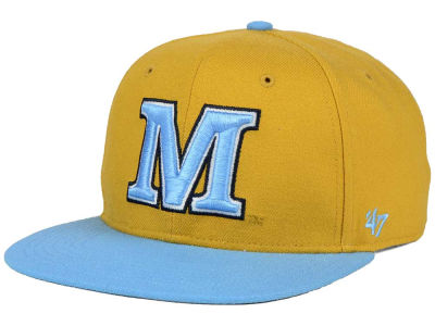 Maine Black Bears '47 NCAA Sure Shot Snapback Cap