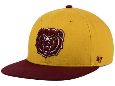 Missouri State Bears '47 NCAA Sure Shot Snapback Cap