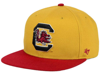 South Carolina Gamecocks '47 NCAA Sure Shot Snapback Cap