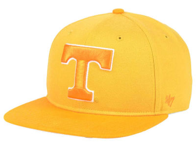 Tennessee Volunteers '47 NCAA Sure Shot Snapback Cap