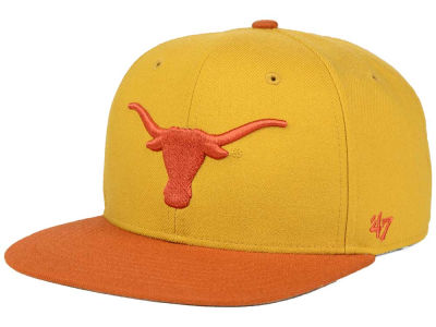 Texas Longhorns '47 NCAA Sure Shot Snapback Cap
