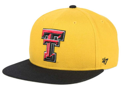 Texas Tech Red Raiders '47 NCAA Sure Shot Snapback Cap